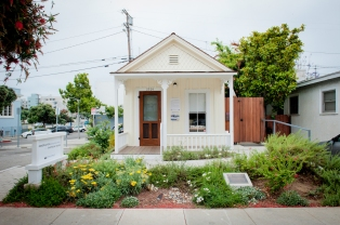 Shotgun House Coastal Garden, East